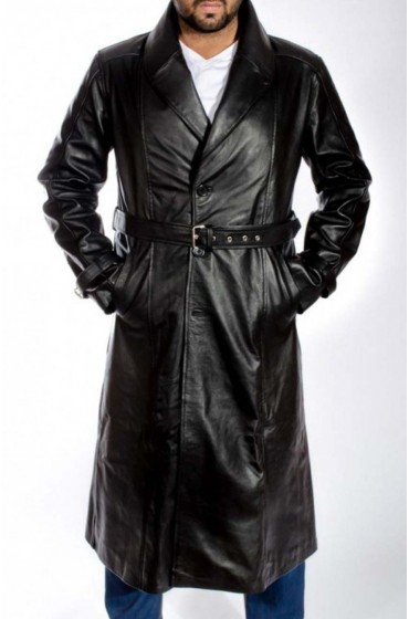 Marv Sin City 2 A Dame To Kill For Mickey Rourke Leather Jacket