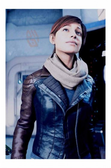 Mass Effect Sara Ryder Jacket
