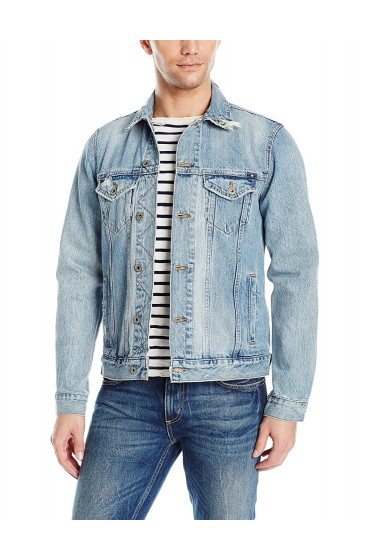 Mens Lakewood Denim Jacket