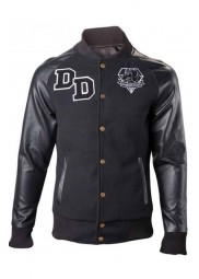 Metal Gear Diamond Dogs Letterman Jacket
