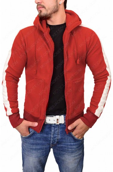 Miguel Coco Red Hoodie