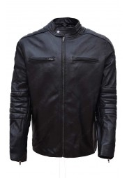 Mike Fallon Accident Man Leather Jacket