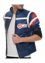 My Chemical Romance MCR Party Poison Leather Jacket