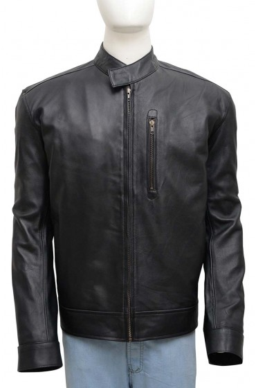Never Go Back Jack Reacher Leather Jacket