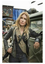 Sarah Carter Leather Jacket