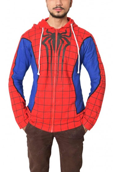 Spiderman Ps4 Cotton Hoodie