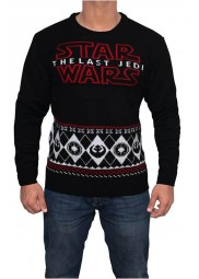 Star Wars The Last Jedi Sweater