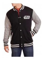 Star Wars Varsity Mens Jacket