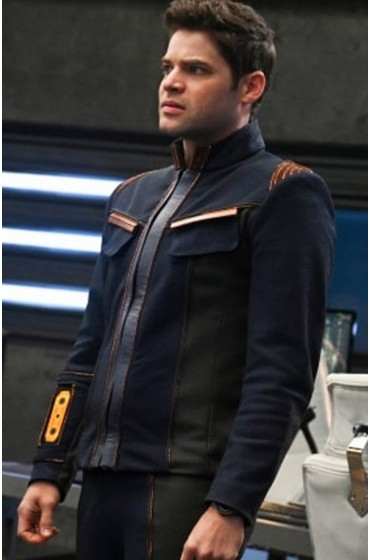 Supergirl season 5 Winn Schott Jacket