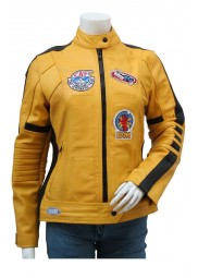 The Bride Kill Bill Leather Jacket