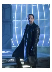 The Flash Danny Trejo Breacher Coat