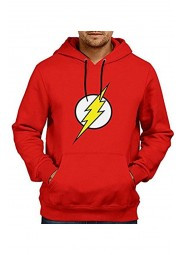 The Flash Red Logo Hoodie