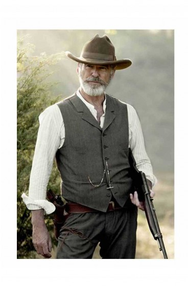 The Son Pierce Brosnan Vest