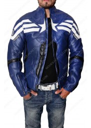 The Winter Soldier Captain America Leather Jacket
