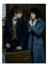 Fantastic Beasts The Crimes Of Grindelwald Tina Goldstein 2 Coat