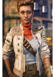 Video Game The Outer Worlds Jacket