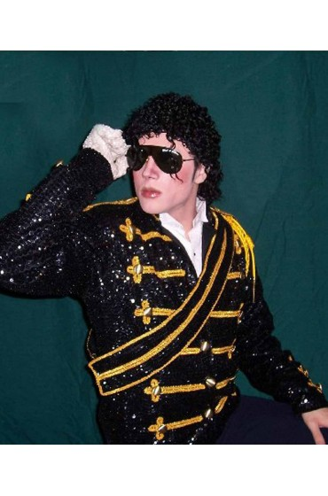 Walk OF Fame Star Michael Jackson Jacket