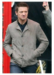 William Brandt Mission Impossible 5 Jacket
