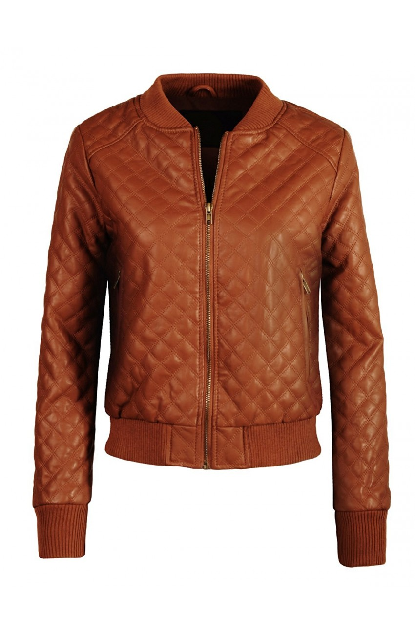 Womens Quilted Varsity Jacket | Varsity Style Outfit - Movies jacket
