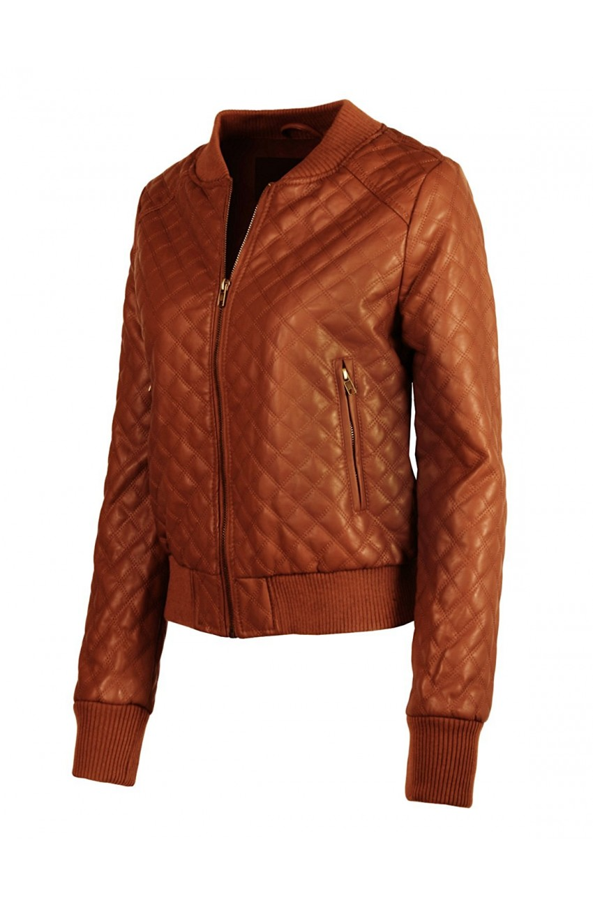 Womens Quilted Varsity Jacket Varsity Style Outfit Movies Jacket