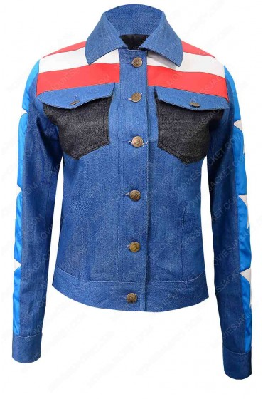 Young Avengers Miss America Jacket