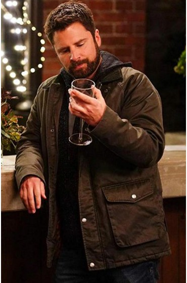 A Million Little Things James Roday Jacket