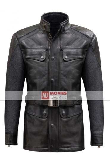 Avengers Age of Ultron Nick Fury Jacket