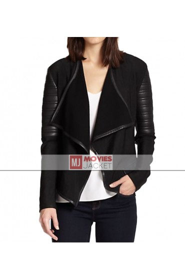 Agents of Shield Season 2 Jaimie Alexander Jacket