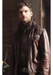 Agents Of S.h.i.e.l.d. Season 5 Deke Shaw Leather Jacket
