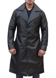 Albert Wesker Resident Evil 5 Leather Jacket