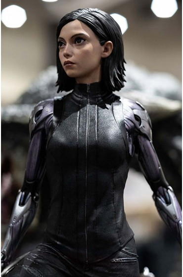 Alita Battle Angel Rosa Salazar Vest