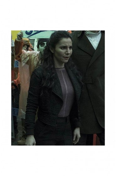 Altered Carbon Kristin Ortega Cotton Jacket