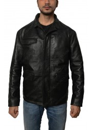 American Gods Ricky Whittle Shadow Moon Jacket