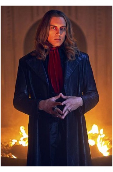 American Horror Story Michael Langdon Coat