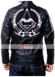Ava Tom Delonge Angels and Airwaves Leather Jacket