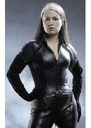 Anna Paquin X Men The Last Stand Rogue Leather Jacket