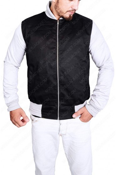 Baby Driver Ansel Elgort Bomber Jacket