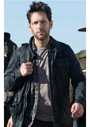 Ant Man And The Wasp Paul Rudd Cotton Jacket