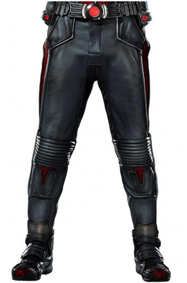 Ant-man Leather Costume Pant