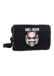 Ant Man Helmet Logo Messenger Bag