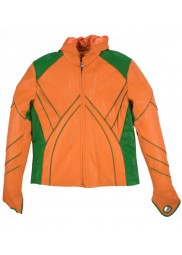 Aquaman Smallville Leather Jacket