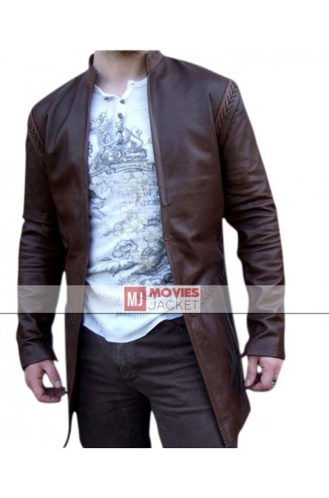 Aragorn The Lord of The Rings Leather Coat