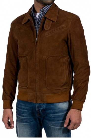 The Man From Uncle Armie Hammer Jacket