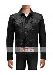 Arnold Schwarzenegger Movie Terminator 5 Genisys Leather Jacket