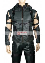 Stephen Amell Arrow Season 4 Jacket