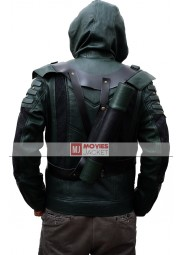 Green Arrow Seasons 5 Jacket