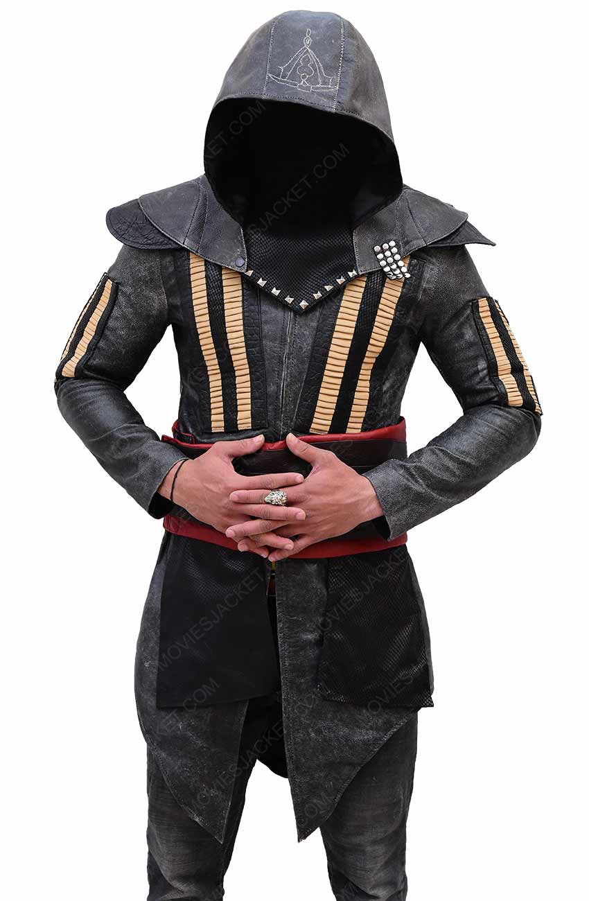 Assassins Creed Coat Aguilar Coat Movies Jacket