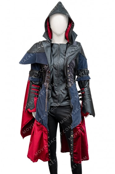 Assassin's Creed Syndicate Video Game Evie Frye Coat