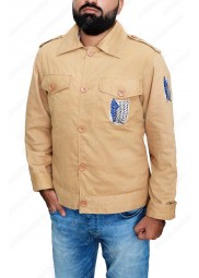 Recon Corps Attack on Titan Scouting Legion Jacket Male