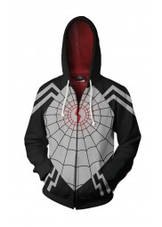 Avengers 3 Homecoming Spider-Man Pullover Hoodie